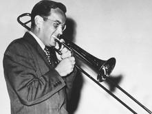 Glenn Miller Museum - Glenn Trombone