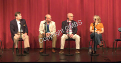 Festival panel discussion
