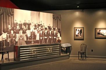 Glenn Miller Museum Bandstand