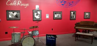 Glenn Miller Museum Cafe Rouge