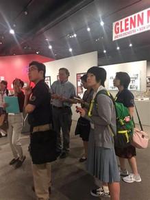 Glenn Miller Museum City of Tamana Visit