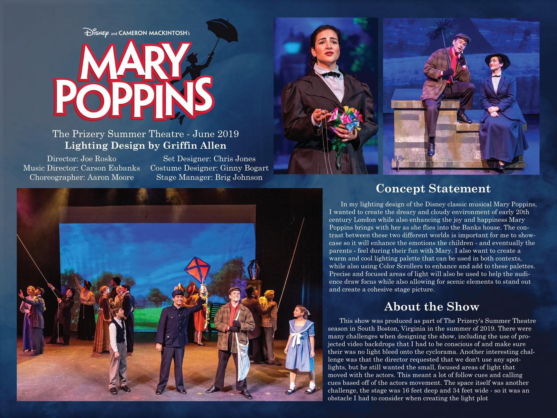 Mary Poppins Ezekiel Page 1