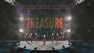 Treasure Lighting Sequence and Music_Mom