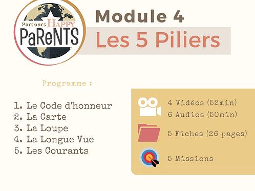 Module 4 - Les 5 Piliers du Capitaine