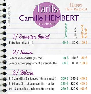 Tarifs Camille oct 2019 HHP - 1.png