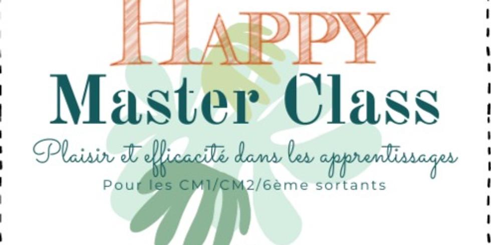 Happy Master Class : Les 5 matins (1)