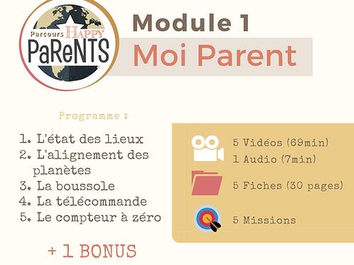 Module 1 - Moi Parent
