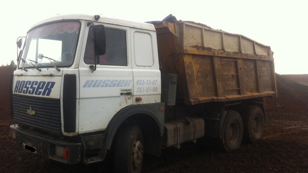 МАЗ 5516 (объем от 10-16м3)