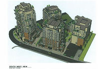 Kamloops  4 Building Mid-Rise Development Site with Architectural Plans and City Approvals!
