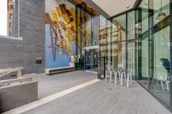 1133 Hornby - Front Entrance