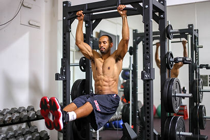 Chris J. Rodgers | Fitness trainer