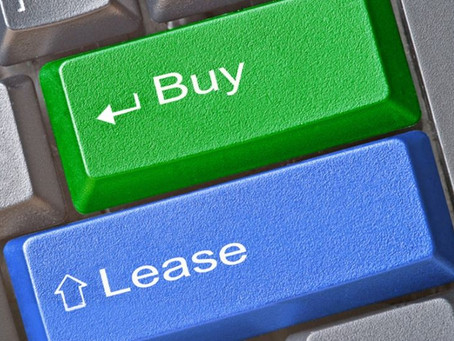 Commercial Real Estate - Should You Continue to Lease or Buy?
