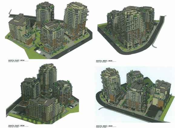 700 Cottonwood Kamloops 4 Buildings