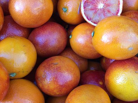 La mandarine et sa peau