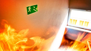 ¿Por qué no usar el ascensor en caso de incendio?