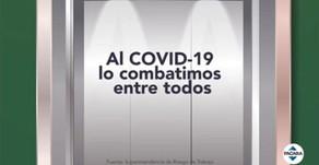 COVID-19: Medidas de prevención en ascensores