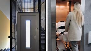Ventajas de las puertas automáticas del ascensor frente a las manuales