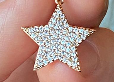 Star Girl pendant