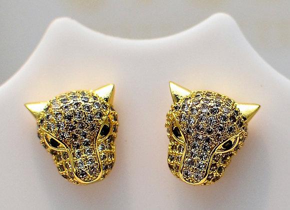 Feline Stud earrings
