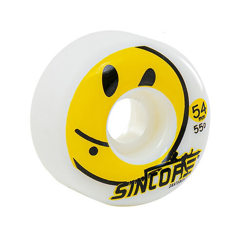 RUEDAS 54MM SMILE SINCOPE