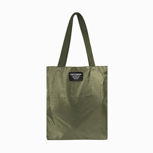 TOTE BAG VERDE LOOP