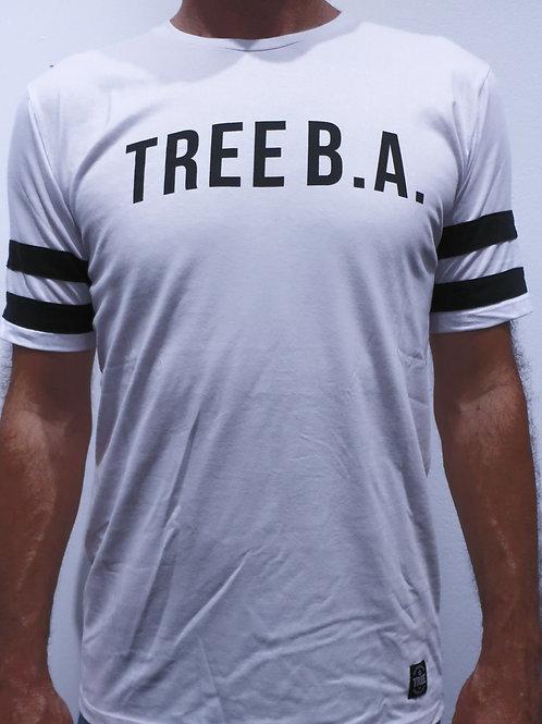 REMERA B.A KRIM BLANCA TREE