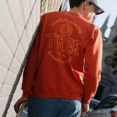 BUZO INSTITUCIONAL NARANJA TREE