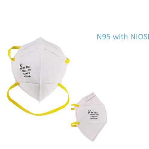 MPS N95 Respirator Masks
