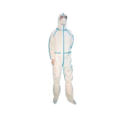 CIC COBES Anti-Virus Coverall Gown