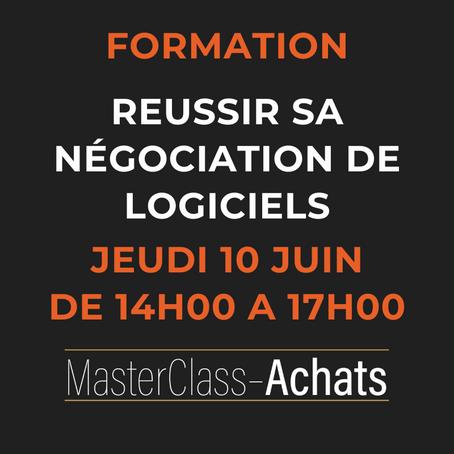 Nouvelle MasterClass Achats !!