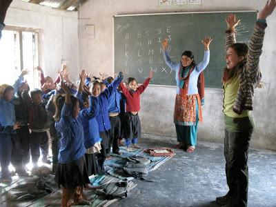Reflections from Bryan: Nepal Team Member January 2011