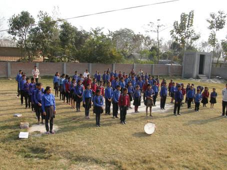 Schools Update: PremNagar School