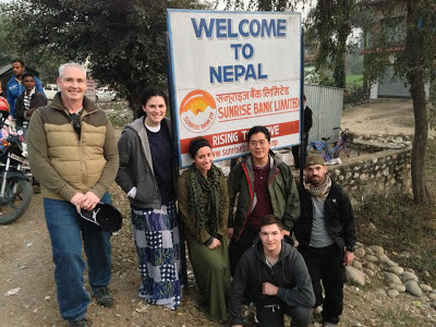 From New York to Nepal (By Mark)