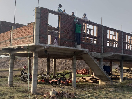 More Construction Underway