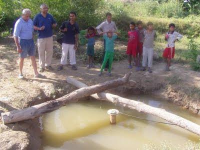 Kichahi Water Project