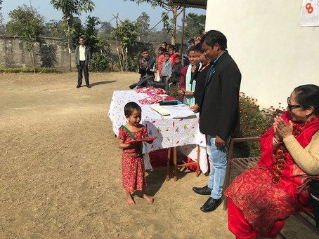 Parents' Day at New Creation School