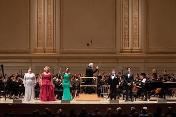 Manhattan School of Music Centennial Gala Concert