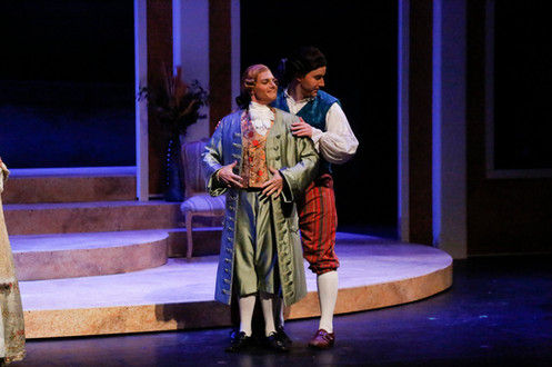 Barbiere di Siviglia - Anchorage Opera