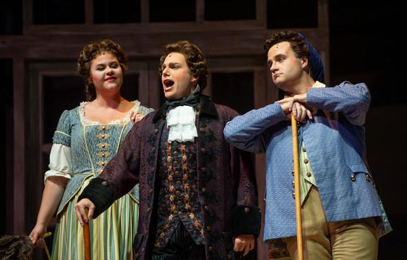 Ghosts of Versailles - Chautauqua Opera