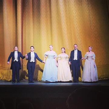 Liebeslieder Walzer with New York City Ballet