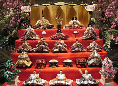 """Hinamatsuri"" The Japanese Doll festival in Kyoto   ひな祭りと京都"