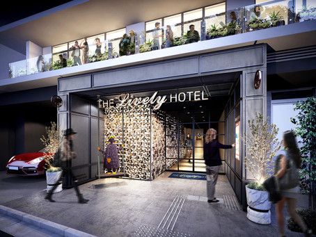 The Lively Arrives in Tokyo With the Opening of a Third Location in Azabu-Juban!