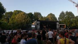 led screen festival Menen