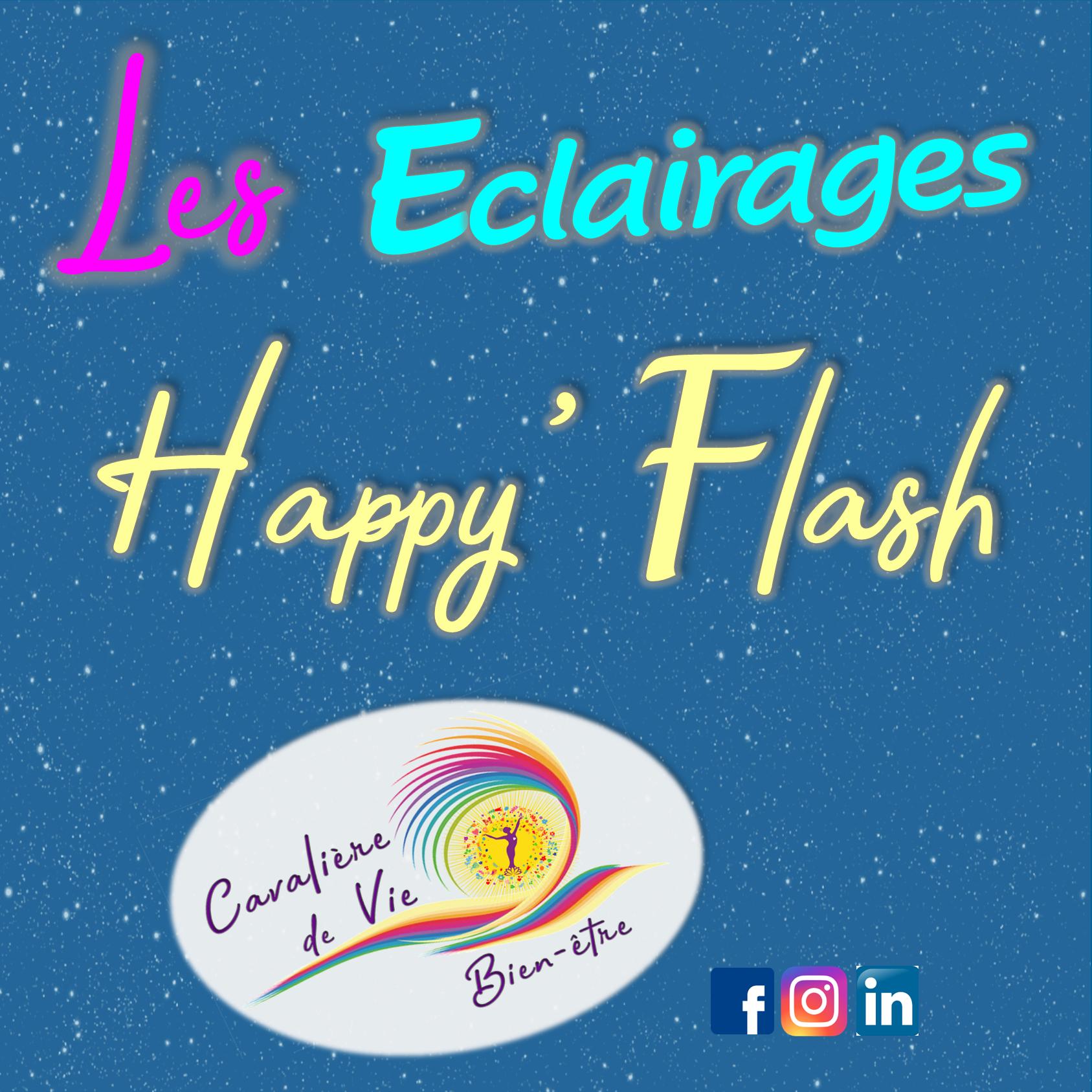 Eclairages Happy'Flash