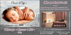 Carte Kdo Massage Energétique- 1h15 Déc