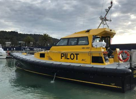 Friday 27 October 2017 notice by NSW Port Authority
