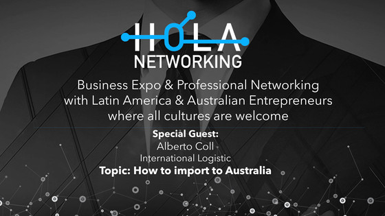 HOLA NETWORKING EVENT