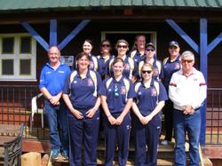 Cricket team - Deddington
