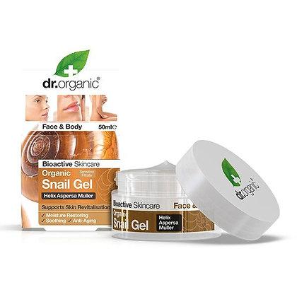 Dr. Organic Snail Gel Antietà - 50ml
