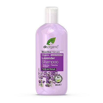 Dr. Organic Lavanda Shampoo - 265ml